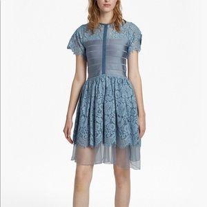 Shana Spotlight Flared Dress